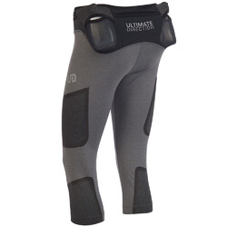 Ultimate Direction Hydro 3/4 Womens Tight - Heather Gray