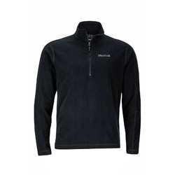 Marmot Rocklin Fleece 1/2 Zip - Black