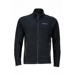 Marmot Rocklin Fleece Jacket - Black