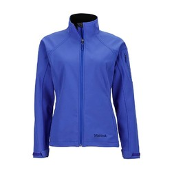 Marmot Gravity Womens Soft Shell Jacket - Royal Night