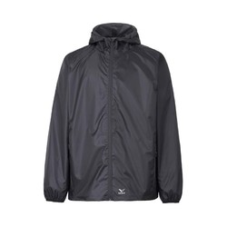 Rainbird Gostow Waterproof Packable Rain Jacket - Black