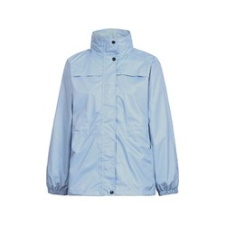 Rainbird Stowaway Waterproof Packable Rain Jacket - Powder Blue