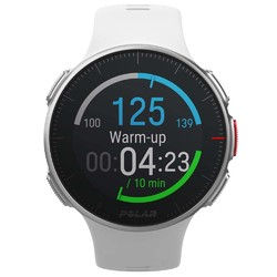 Polar Vantage V GPS Running Watch with Heart Rate Sensor Whi Na/Apac