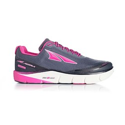 Altra Torin 2.5 Womens Road Running Shoes - Gray/Raspberry