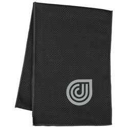 Coolcore Chill Sports Towel - Black