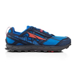 Altra Lone Peak 4 Mens Trail Running Shoes - Blue