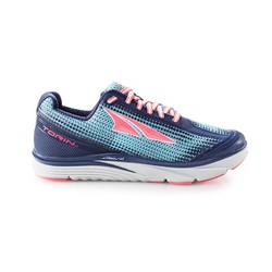 Altra Torin 3 Womens Road Running Shoes- Blue/Coral