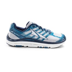 Altra Provision 3 Womens Wide Road Running Shoes - Silver/Blue
