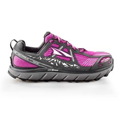 Altra Lone Peak 3.5 Womens Trail Running Shoes - Purple