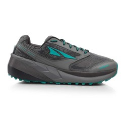 Altra Olympus 3 Womens Wide Trail Running Shoes - Gray