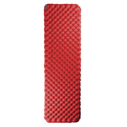 Sea To Summit Comfort Plus Insulated Sleeping Mat - Regular Rectangular - Red
