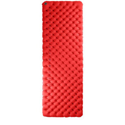 Sea To Summit Comfort Plus XT Insulated Rectangular Sleeping Mat - Regular Wide - Red