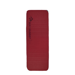 Sea To Summit Comfort Plus Self Inflating Rectangular Sleeping Mat - Wide - Red