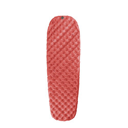 Sea To Summit UltraLight Women's Insulated Air Sleeping Mat - Regular - Red