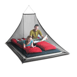 Sea To Summit Nano Double Permethrin Mosquito Pyramid Net