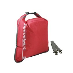 Overboard 15 Litre Dry Flat Dry Bag - Red