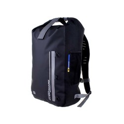 Overboard 30 Litre Classic Waterproof Backpack - Black