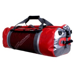 Overboard 60 Litre Pro-Sports Dry Waterproof Duffel - Red