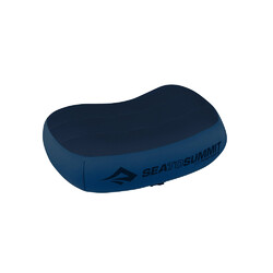 Sea To Summit Aeros Premium Pillow - Reg - Navy Blue