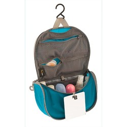 Sea to Summit Travelling Light Hanging Toiletry Bag Small - Blue