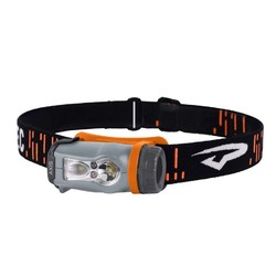 Princeton Tec Axis Headlamp - Orange/Grey