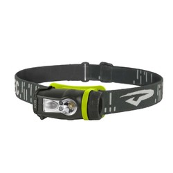 Princeton Tec Axis 250 Lumens Rechargeable Headlamp - Green/Grey