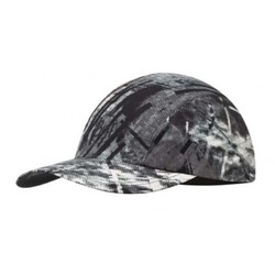 Buff Pro Run Cap R-City Lightweight Running Hat - Jungle Grey