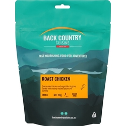 Back Country Cuisine Freeze Dried Food Chicken Roast Chicken 1 Serve