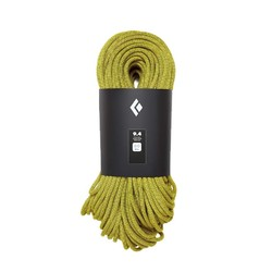 Black Diamond 9.4MM Climbing Rope 60M - Gold