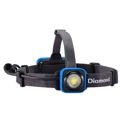 Black Diamond Sprinter 200 Lumen USB Rechargeable Running Headlamp - Smoke Blue