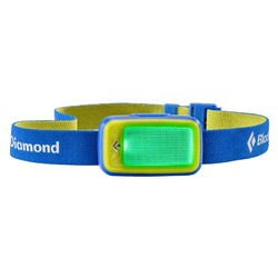 Black Diamond Wiz Kids Headlamp S18 - Powell Blue