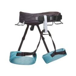 Black Diamond Womens Momentum Climbing Harness S18 - Caspian