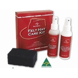 BK Smith Felt Hat care cleaning Kit for Akubra