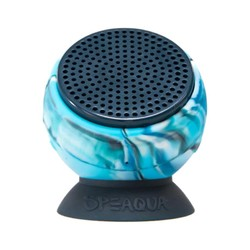 Speaqua The Barnacle Plus Waterproof Speaker - Tidal Blue