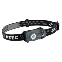 Princeton Tec Byte LED Headlamp - Grey/Blk