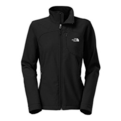 The North Face Womens Apex Bionic Softshell Jacket - Black
