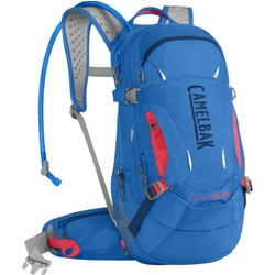 Camelbak Luxe LR 14L Hydration Pack with 3L Bladder - Cove Blue /Coral