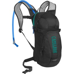 Camelbak Magic Hydration Pack with 2L Bladder - Black/Columbia Jade