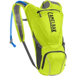 Camelbak Rogue Hydration Pack with 2.5L Bladder - Lime Punch/Silver