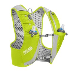 Camelbak Ultra Pro Trail Running Hydration Vest 4.5L - Quick Stow -Lime / Silver