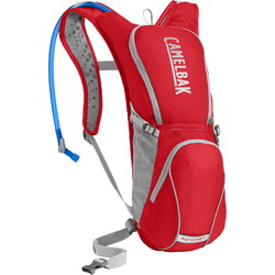 Camelbak Ratchet 3L Hydration Pack - Racing Red/Silver