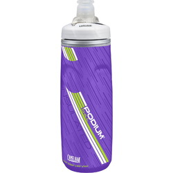 Camelbak Podium Chill .6L Sports Water Bottle-Prime Purple