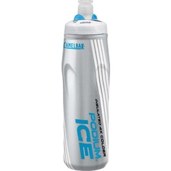 Camelbak Podium Ice 600ml Insulated Water Bottle - Cosmic Blue