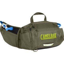 Camelbak Repack LR 4 1.5L Waist Hydration Pack - Olive/Lime