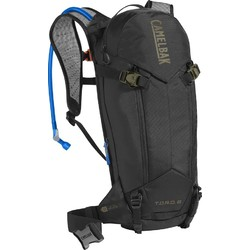 Camelbak Toro 8 3L Protection Hydration Backpack - Blk/Olive