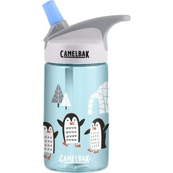 Camelbak Eddy Kids Water Bottle .4L - Playful Penguins