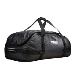 Thule Chasm 130 Litre Sports Duffle Bag- Black
