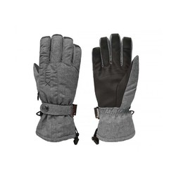 Xtm Sapporo Womens Waterproof Gloves -Lt Grey Marle