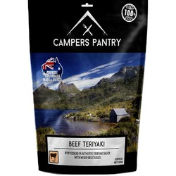 Campers Pantry Beef Teriyaki Freeze Dried Meal