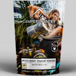 Campers Pantry Mixed Berry Yoghurt Powder - 100g